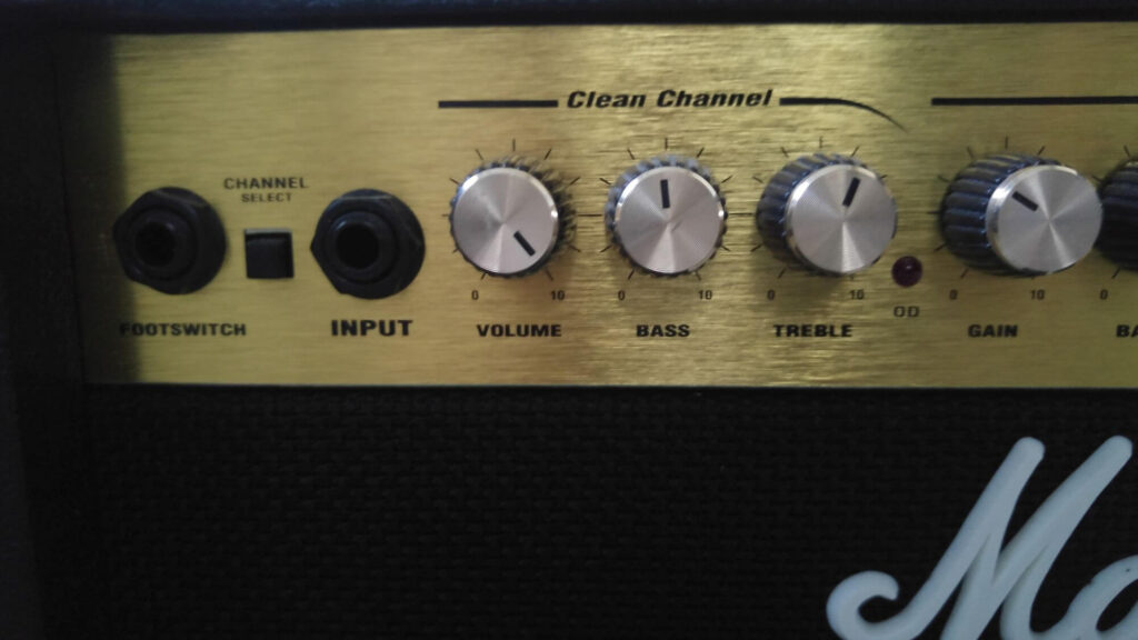 controlli clean marshall mg30dfx