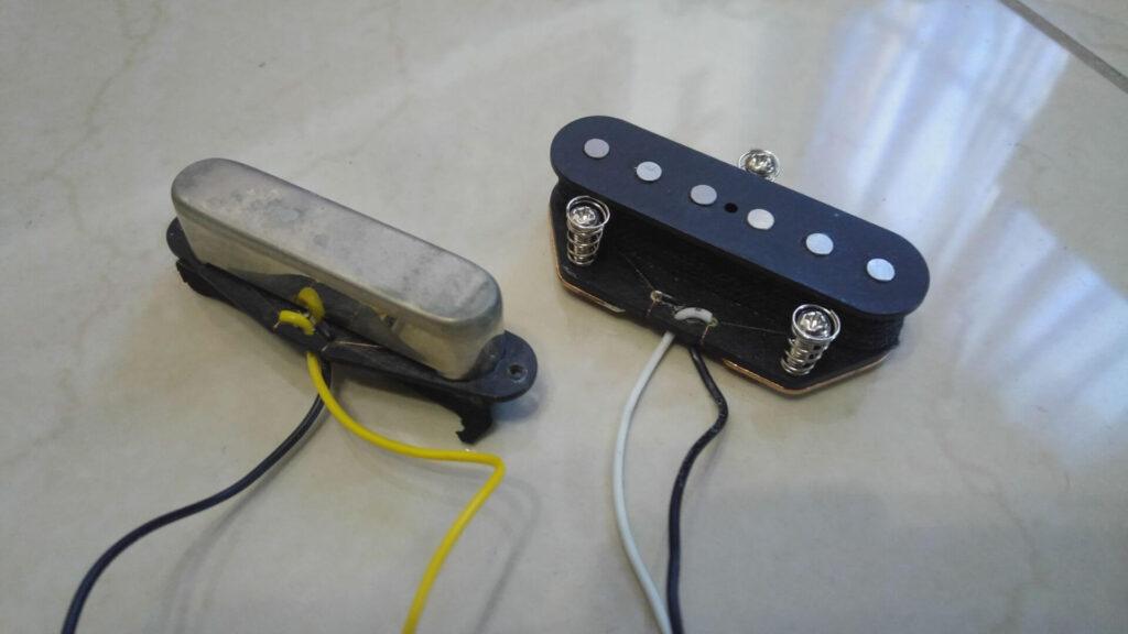 Pickup originali Squier Telecaster CV 50's