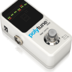 Recensione TC electronic Polytune 3 mini con buffer Bonafide